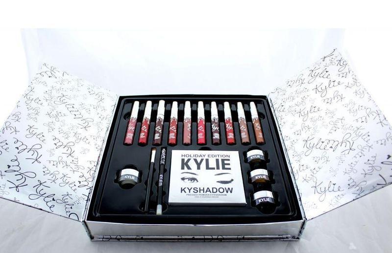 Набор матовых жидких помад Kylie KY-1 (Реплика)