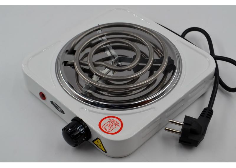 Спиральная плита WimpeX WX-100B-HP (1000 Вт)