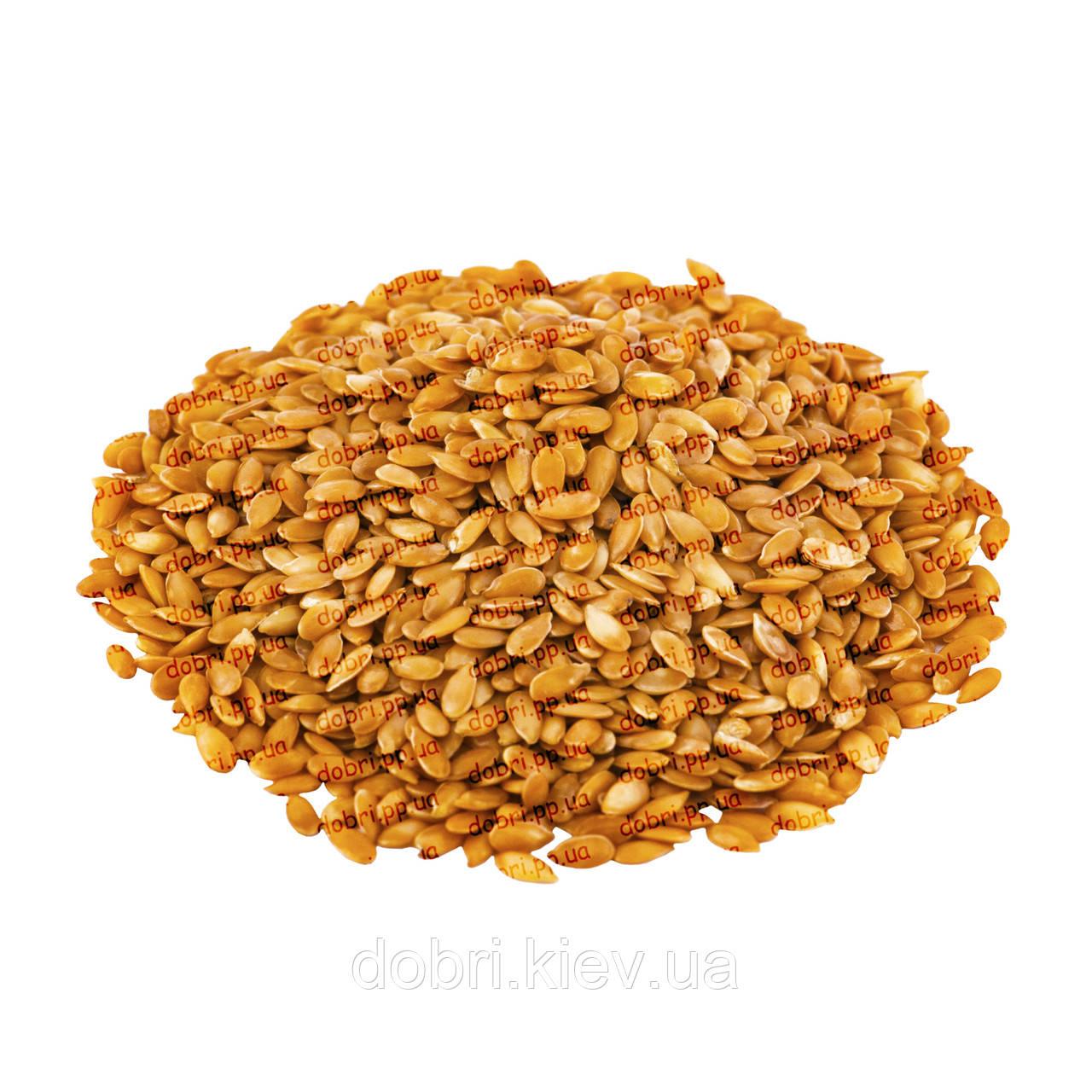 Семена льна белого (золотого)