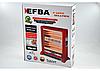 Инфракрасный обогреватель | камин |  Інфрачервоний обігрівач | камін EFBA EFBA-301 (1000 Вт), фото 4