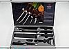 Набор кухонных ножей из нержавеющей стали в составе 6 предметов Non-stick, фото 2
