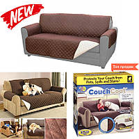 Покрывало на диван двустороннее Couch Coat | водонепроницаемая защитная накидка, фото 1