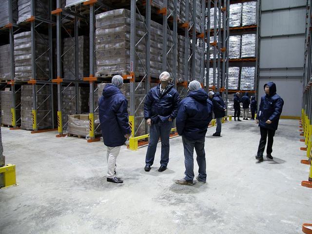 СО Т400 складские помещения