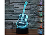 3D Светильник Гитара, фото 7
