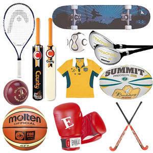 спортивные товары, общее