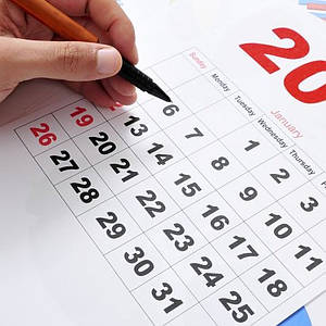 Календари и плакаты