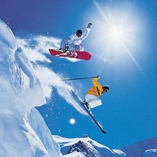 Лыжный спорт и сноубординг