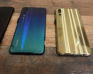 Смартфон Huawei P20 Pro (Точная копия) Золотистый