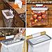 Мусорное ведро Attach-A-Trash | навесной держатель мешка для мусора (Реплика), фото 7