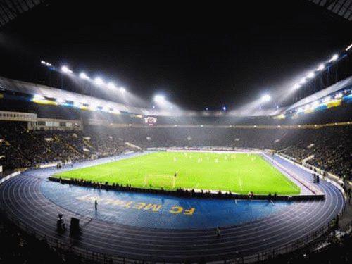 СО Т400 спортивные площадки, стадионы