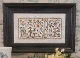 Схема для вышивки Rosewood Manor Bucklebury Sampler, фото 2