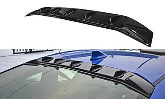 Накладка на заднее стекло бленда козырёк тюнинг Subaru BRZ