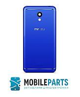 Оригинальный корпус (задняя крышка) для Meizu M6 Note (Синий)