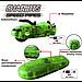 Автотрек в трубе Chariots Speed Pipes на 37 деталей (Реплика), фото 7