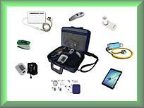 Набор диагностических систем семейного врача с функцией телемедицины