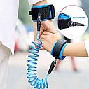 Защитный наручный ремень безопасности для маленьких детей   Поводок для ребенка CHILD ANTI LOST STRAP, фото 4