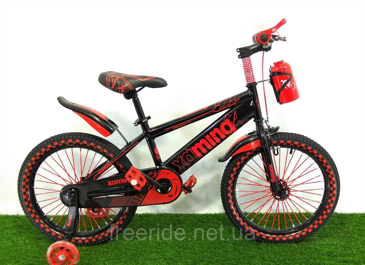 "Детский велосипед TopRider Xaming ""869"" 20"
