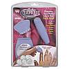 Маникюрный набор для узоров на ногтях Салон Экспресс | Cтемпинг для маникюра Salon Express, фото 7