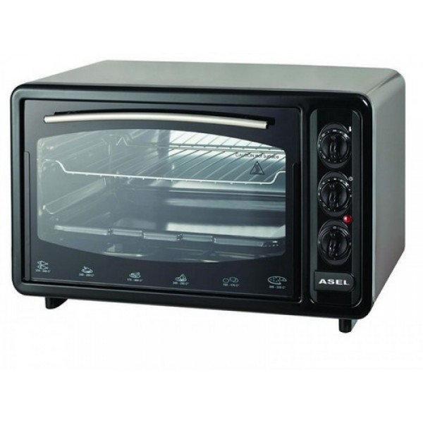 Кухонная электрическая духовка ASEL AF-0723 1300 Вт 50 л современная качественная