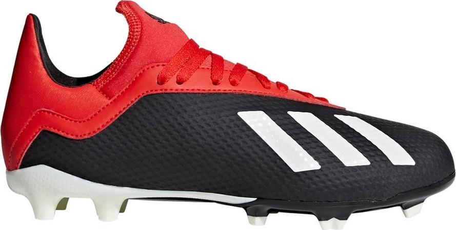 Детские копы Adidas X 18.3 FG J (BB9370) - Оригинал.