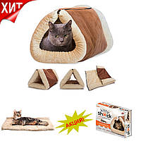 Kitty Shack Домик-лежанка для собак и кошек