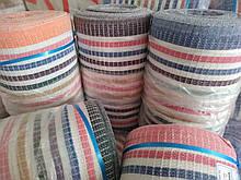Тканина для ритуальних послуг (смугаста) рулон 50м