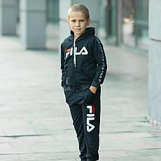 Костюм спортивний для хлопчика Filla сірий