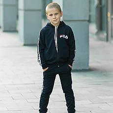 Костюм спортивний для хлопчика Filla темний