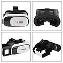 Окуляри віртуальної реальності з пультом для смартфона VR BOX 2.0, фото 5