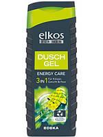 Гель для душу Elkos Men Energy Care 300мл
