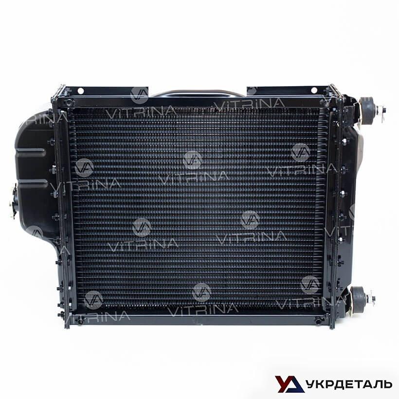Радиатор водяной МТЗ-80, МТЗ-82 (Д-240) 4-х рядный (алюминий) | 70У-1301010 M&Z Factory, фото 1