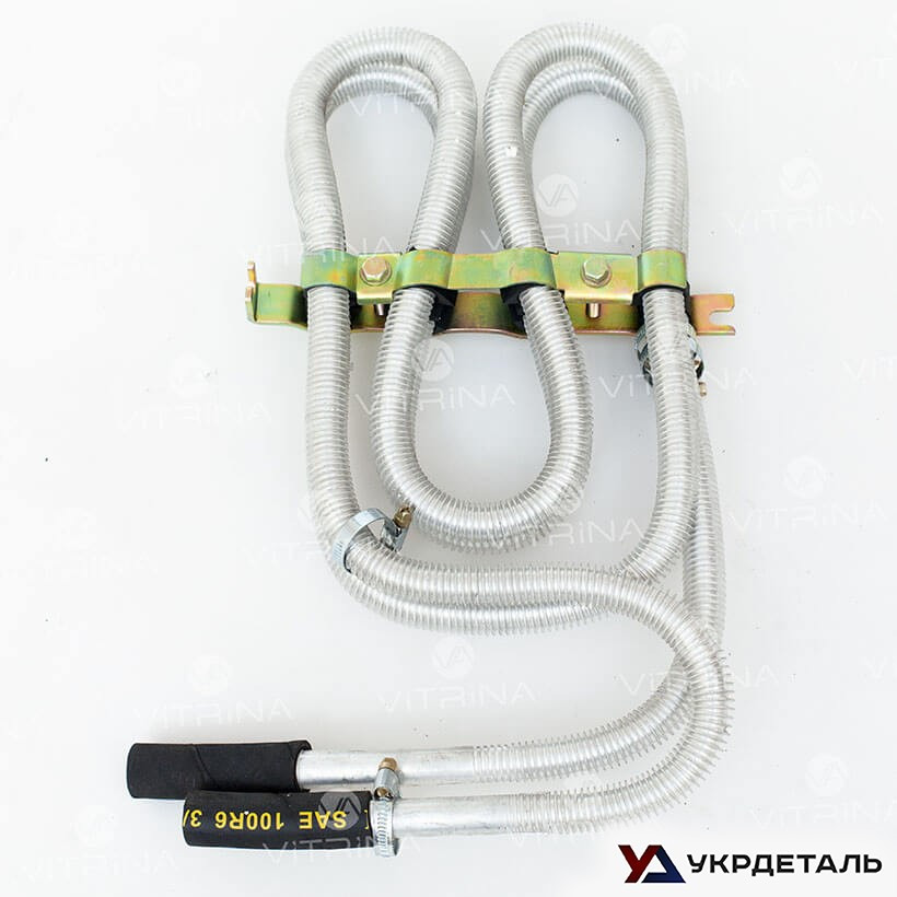 Радиатор масляный Т-40, Д-144 (змеевик) | Д144-1405020