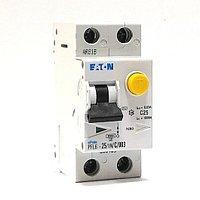 Диференційний вимикач PFL6 2Р 0,03А 20А EATON