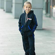 Костюм спортивний для хлопчика Filla електрик