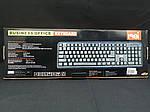 Офисная клавиатура CMK-8831 + подарок, фото 2