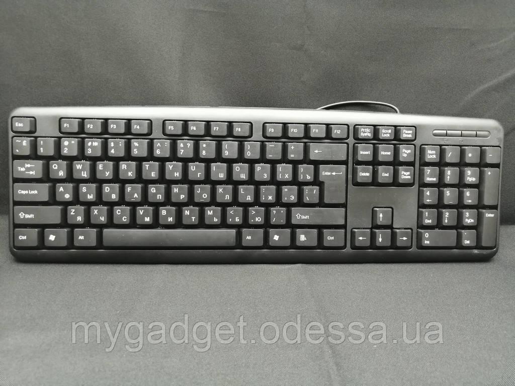 Офисная клавиатура CMK-8831 + подарок