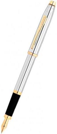 Перьевая ручка Cross Cr33090f, из хрома