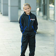 Костюм спортивний для хлопчика Filla синій