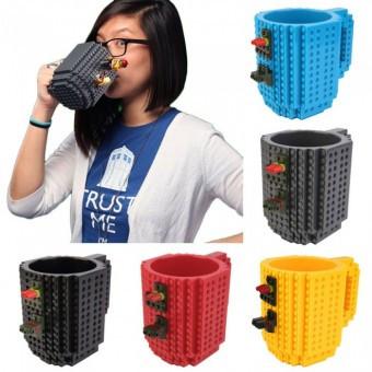 Чашка-конструктор LEGO