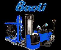 Нова вантажна техніка KION Baoli