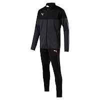 Костюм спортивный мужской Puma ftblPLAY 655935 06 (черный, эластик, полиэстер, для тренировок, логотип пума)