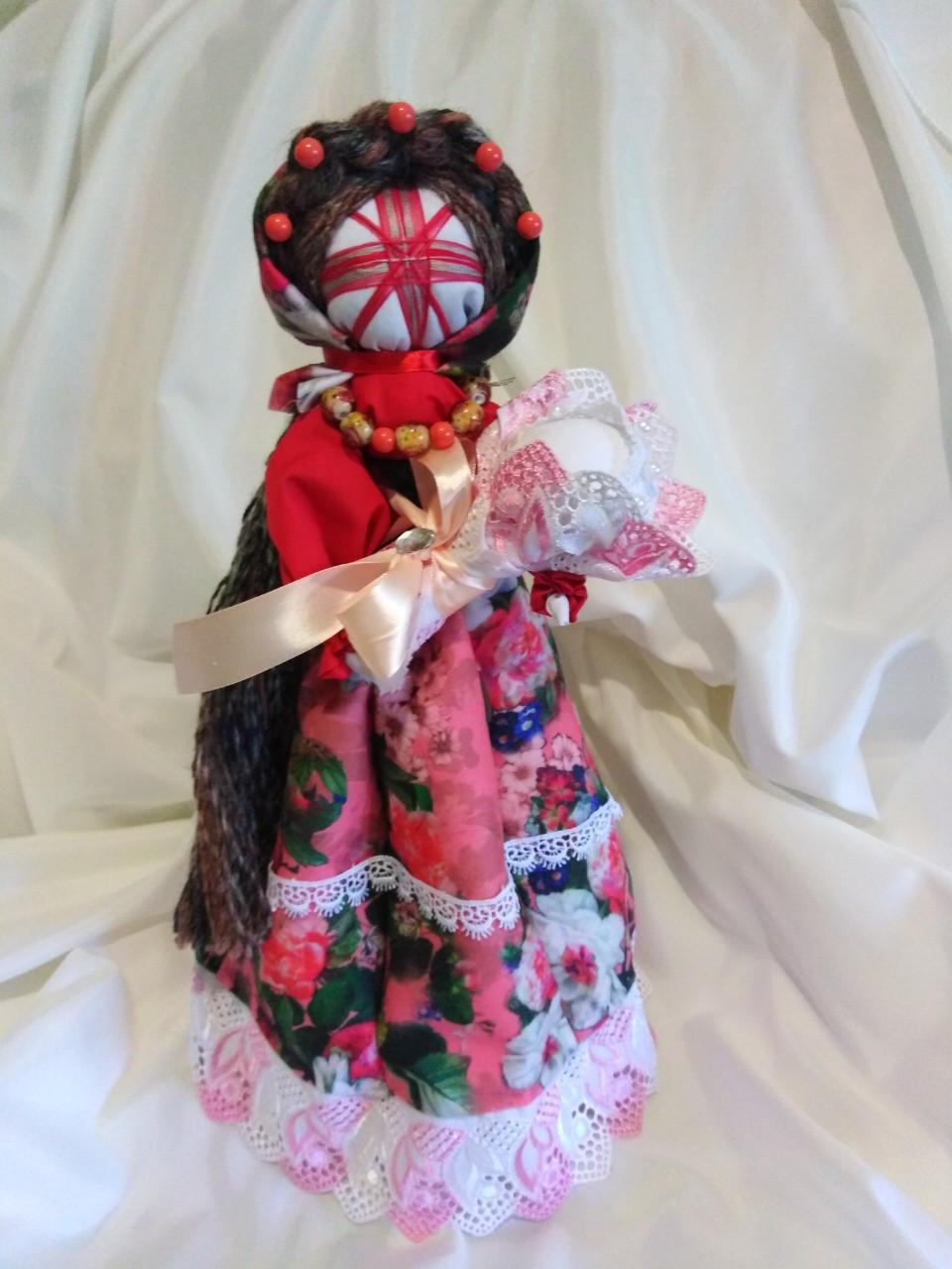 Лялька - мотанка Берегиня Мати 42 см