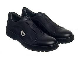 Кеды Etor 8869-129 черные