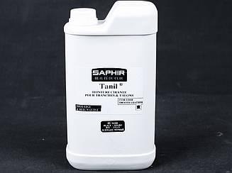 Краска для каблуков и подошв Saphir Tanil, 1000 мл, цв. черный (01) (0866)
