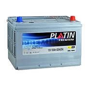 Автомобильный аккумулятор PLATIN Premium Jp 6СТ-100R (100A/ч)/3535