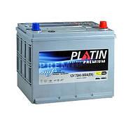 Автомобильный аккумулятор PLATIN Premium Jp 6СТ-70R (70A/ч)/3533