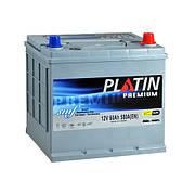 Автомобильный аккумулятор PLATIN Premium Jp 6СТ-60R (60A/ч)/3532
