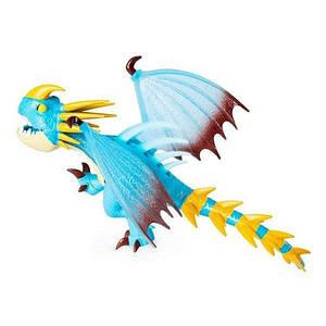 Как приручить дракона 3: фигурка де-люкс дракона Громгильда со световыми и звуковыми эффектами Spin Master