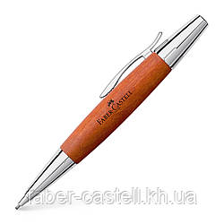 Карандаш Faber-Castell E-motion Pearwood brown, корпус дерево груши, толщина грифеля 1,4 мм, 138382