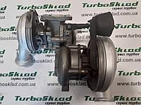 Турбина MAN Truck Bi-Turbo 4.6D BorgWarner R2S, фото 1